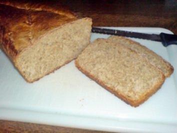 Brot ~ Nachtbrot auch für BBA geeignet - Rezept