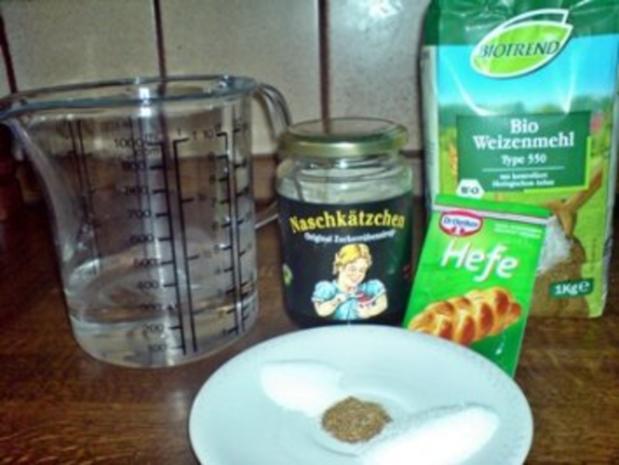 Brot ~ Nachtbrot auch für BBA geeignet - Rezept - Bild Nr. 2