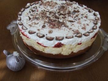 erdbeer yogurette torte rezept