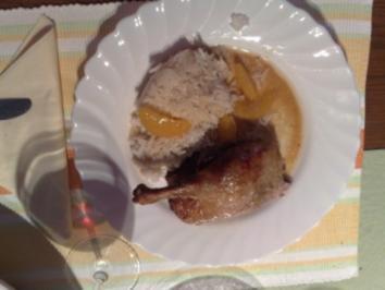 Ente in Orangensoße - Rezept