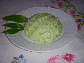 Bärlauchaufstrich - Rezept