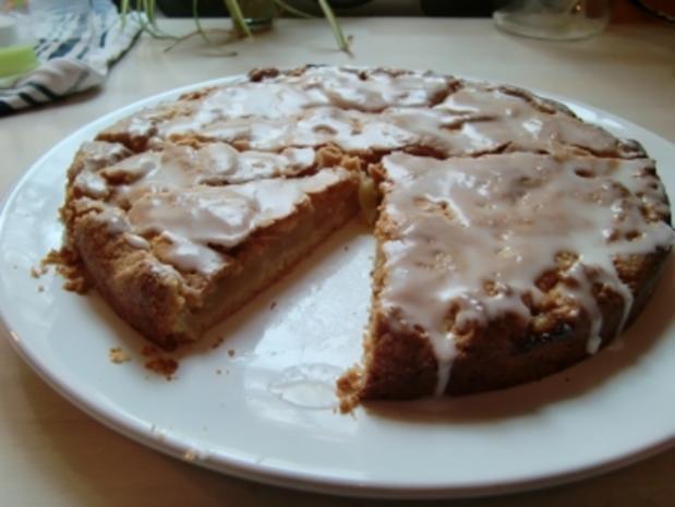 Gedeckter Apfelkuchen - Rezept - Bild Nr. 2