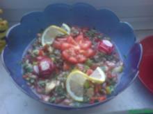 Baba Ganouj (Auberginensalat) - Rezept
