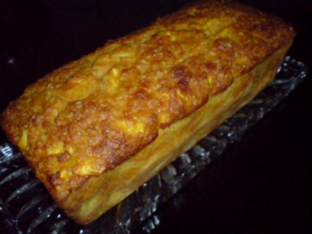 Zucchini-Mohrrüben-Apfel-Kuchen - fettfrei ! - Rezept - Bild Nr. 7