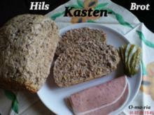 Brot ~ Hils Kasten-Brot auch für BBA geeignet - Rezept