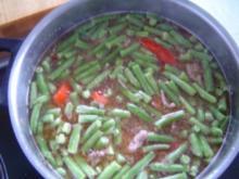 Bohnensuppe nach Oma und Schwiegermutter - Rezept