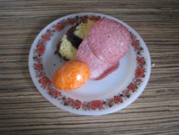 """""""FRÜHSTÜCK"""" unser ungewöhnliches Osterfrühstück - Rezept"""