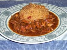 Dattel-Walnuss-Reis - Rezept