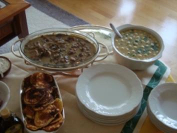 Rezept: *Suppen - Grünkernsüpple á la Alexandra