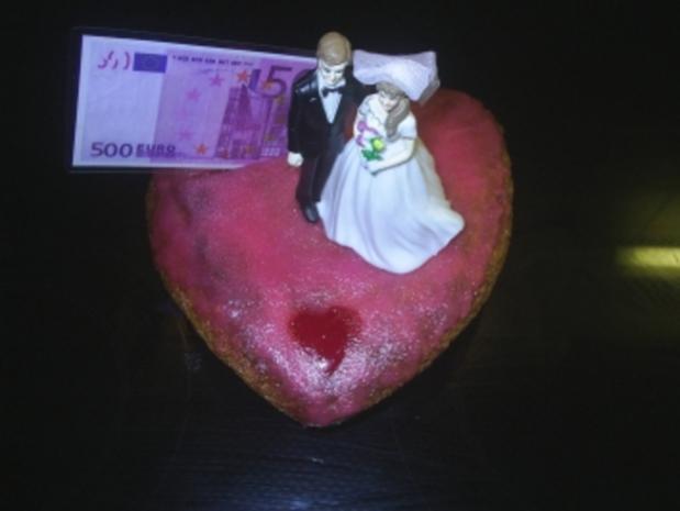 Gebäck - Hochzeitskuchen - Rezept - Bild Nr. 4