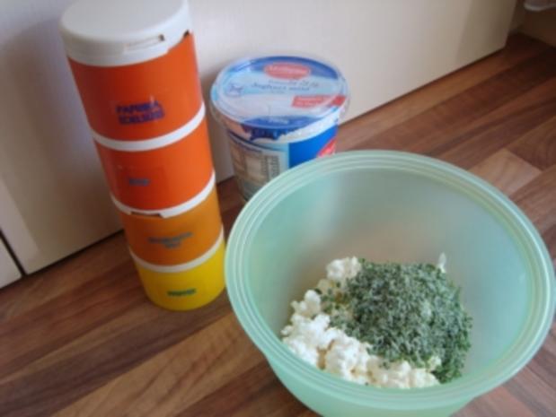 *Dip - Hüttenkäse-Dip - Rezept - Bild Nr. 2