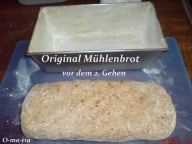 Brot ~ Original ~ Mühlenbrot - Rezept - Bild Nr. 3