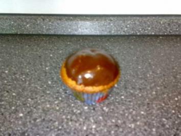 Schoko-Karamell Muffin - Rezept