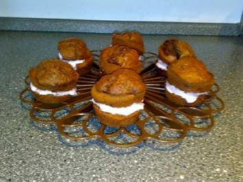 Schwarzwälder-Kirsch Muffin - Rezept