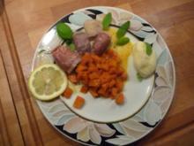 Saltimbocca vom Seeteufel - Rezept