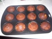 Ananas-Kokos-Muffins - Rezept