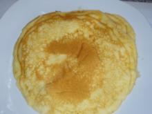 Kikis Pfannkuchen Grundrezept - Rezept