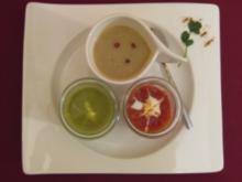 Suppen-Trilogie - Rezept