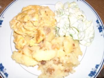 Stampfkartoffeln - Rezept