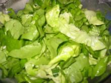 Kopfsalat (Griechischer) - Rezept