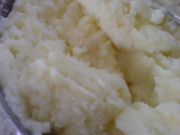 Spinat mit Kartoffelbrei und Spiegelei - Rezept - Bild Nr. 7