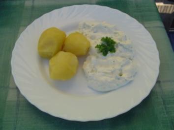 Frühlings-Kräuterquark - Rezept
