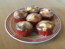 Jogurt-Ananas-Muffins - Rezept