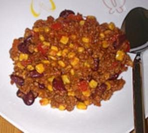 Rezept: Chilli con carne nach Spibi42