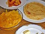 Crepe Suzette - Rezept