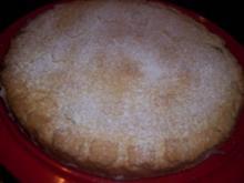 Crostata al caffé - Rezept