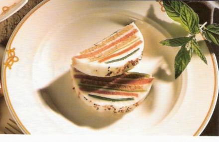 Rindfleisch-Krenterrine - Rezept