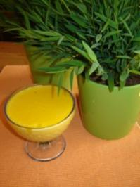 Rezept: Orangendessert - Vitaminbombe