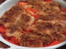 fisch dorsch senf und mòhren - Rezept