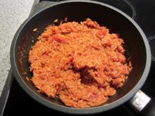 Tomaten-Reis - Rezept