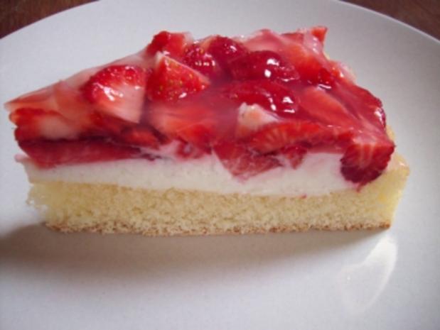 Erdbeer-Mosaik-Tortenboden - Rezept - Bild Nr. 7