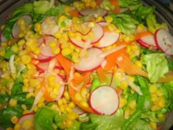 Frühling Salat - Rezept