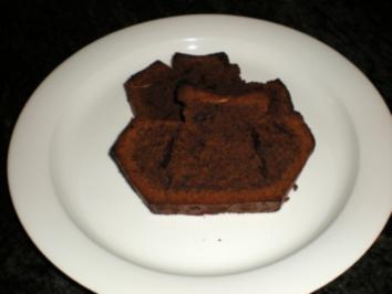 KUCHEN: Emis Schokoladenkuchen - Rezept