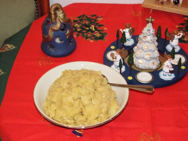 Kartoffelsalat schwäbischer Art - Rezept - Bild Nr. 6936