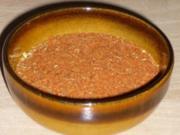Mexikanische Gewürzmischung - Rezept