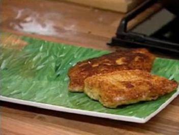 Fisch in Erdnusskruste - Rezept