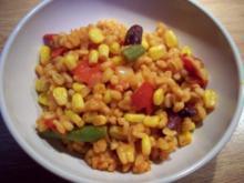 Ebly-Gemüse-Pfanne - Rezept