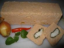Terrine von Lachs und Zander - Rezept