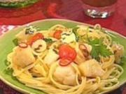 Pasta Pesce - Rezept