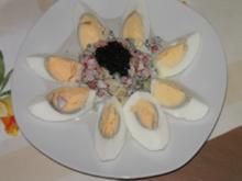 """Brunchsauce """"russisch"""" als Begleiter zu harten Eiern - Rezept"""