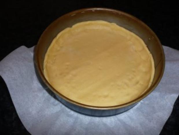 Apfelkuchen - gedeckt - Rezept - Bild Nr. 8
