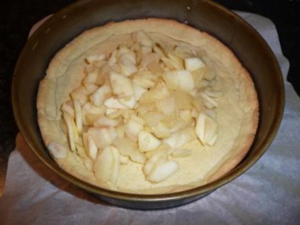 Apfelkuchen - gedeckt - Rezept - Bild Nr. 9