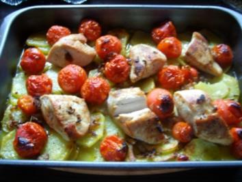 Kräuterfilet aus dem Ofen - Rezept