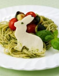 Zottarella Pasta Nest - Rezept