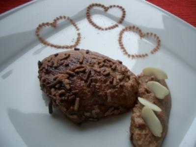 Schokomousse vom Osterhase - Rezept