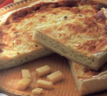 antipasti zwiebelkuchen - Rezept